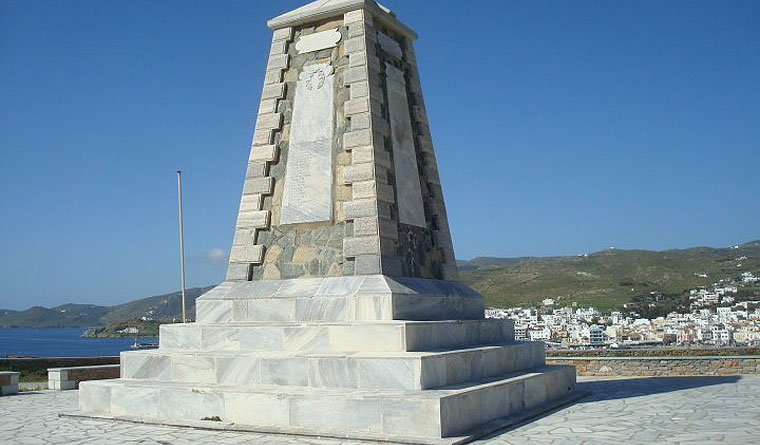 Τήνος - μνημείο