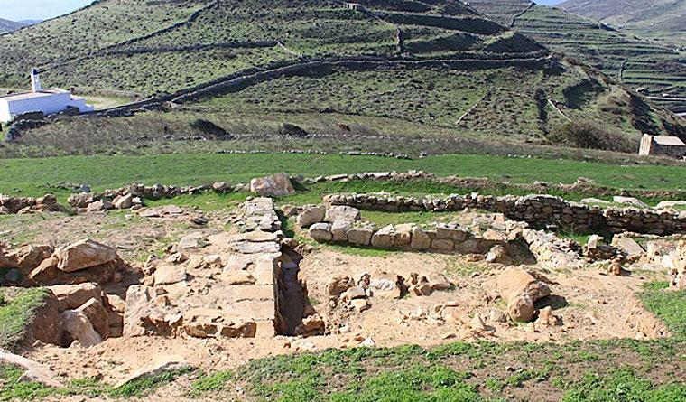 Τήνος - αρχαία