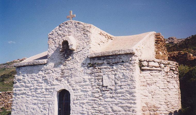 Κάρυστος - Βυζαντινή - Εκκλησία