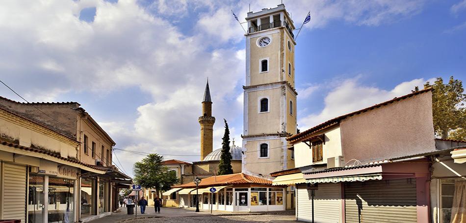 Κομοτηνή: Ξενάγηση σε μία από τις ομορφότερες ελληνικές πόλεις